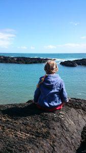 Breiffni Meditating Simon's Cove