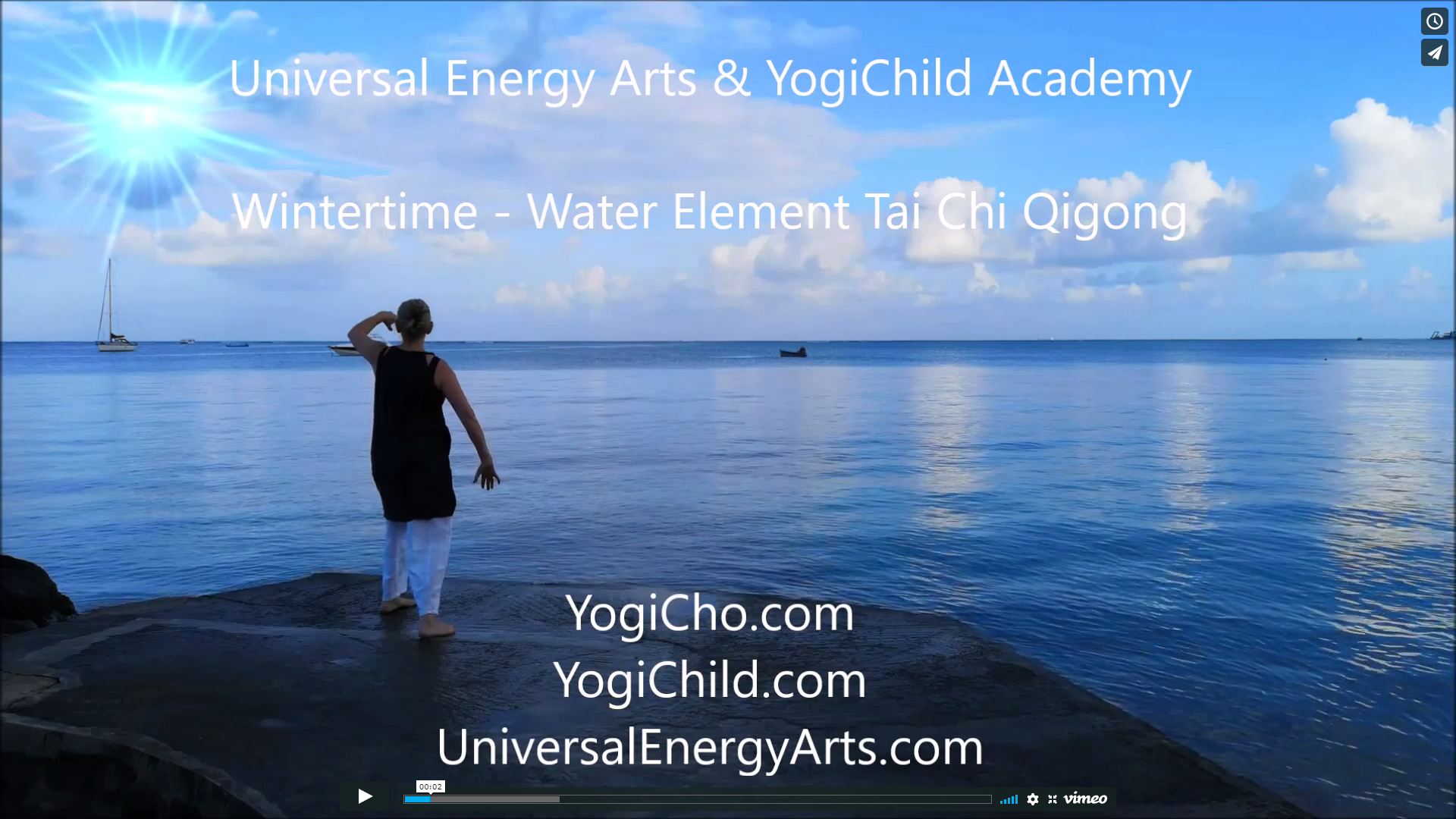 Water Element Qigong